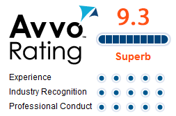 Pasadena Criminal Attorney AVVO Rating